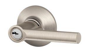 lever tumbler lock